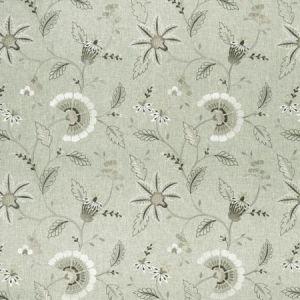 F1004/04 DELAMERE Natural Clarke & Clarke Fabric