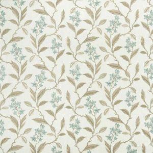 F1008/02 MELROSE Duckegg Clarke & Clarke Fabric