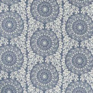 F1019/03 SADIE Denim Clarke & Clarke Fabric
