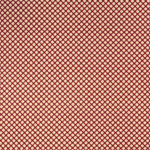 F1024/06 FIESTA Rouge Clarke & Clarke Fabric