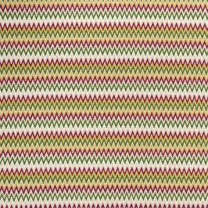 F1026/06 SIERRA Raspberry Apple Clarke & Clarke Fabric