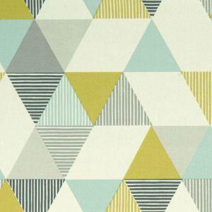 F1035/03 BRIO Mineral Clarke & Clarke Fabric