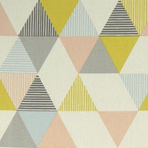 F1035/04 BRIO Sorbet Clarke & Clarke Fabric
