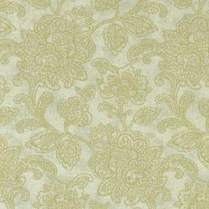 F1044/02 CRANBROOK Citron Clarke & Clarke Fabric