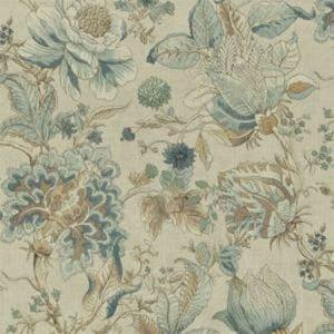 F1048/03 SISSINGHURST Eau De Nil Clarke & Clarke Fabric