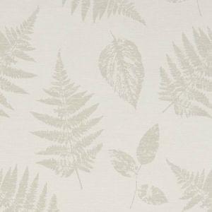 F1059/02 FOLIAGE Natural Clarke & Clarke Fabric