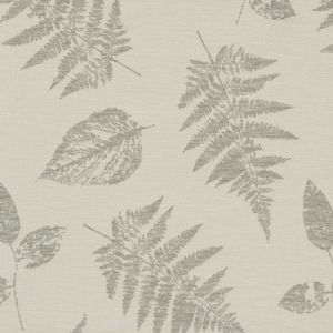 F1059/03 FOLIAGE Pebble Clarke & Clarke Fabric