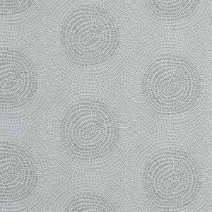 F1060/06 LOGS Silver Clarke & Clarke Fabric