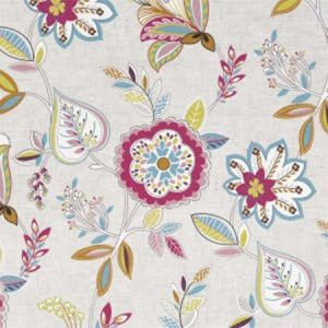 F1066/05 OCTAVIA Summer Clarke & Clarke Fabric