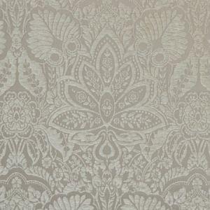 F1075/04 WALDORF Mocha Clarke & Clarke Fabric