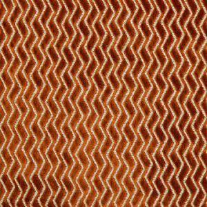 F1084/07 MADISON Spice Clarke & Clarke Fabric