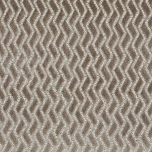 F1084/08 MADISON Taupe Clarke & Clarke Fabric