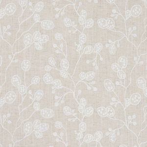 F1090/03 HONESTY Natural Clarke & Clarke Fabric