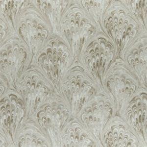 F1094/03 PAVONE Ivory Clarke & Clarke Fabric