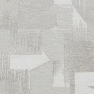 F1105/04 SKOLIO Silver Clarke & Clarke Fabric