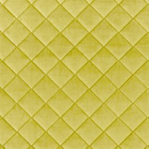 F1106/04 ODYSSEY Chartreuse Clarke & Clarke Fabric