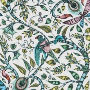 F1113/03 ROUSSEAU Jungle Clarke & Clarke Fabric