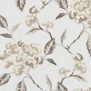 F1125/04 SUMMERBY Natural Clarke & Clarke Fabric