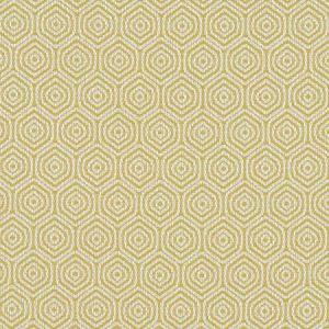 F1130/01 LUNAR Citron Clarke & Clarke Fabric