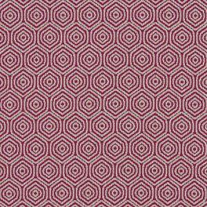 F1130/07 LUNAR Raspberry Clarke & Clarke Fabric