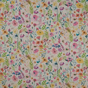 F1165/01 LOLITA Summer Linen Clarke & Clarke Fabric