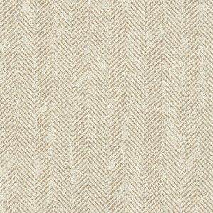 F1177/07 ASHMORE Natural Clarke & Clarke Fabric
