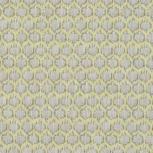 F1178/03 DORSET Citron Clarke & Clarke Fabric