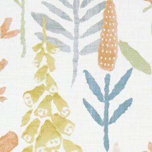 F1232/04 BELLFLOWER Pastel Clarke & Clarke Fabric