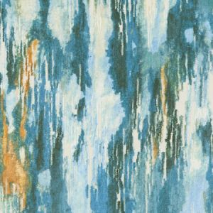 F1244/02 UMBRA Kingfisher Clarke & Clarke Fabric