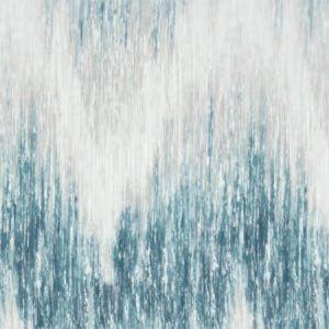 F1284/04 OPULENZA Kingfisher Clarke & Clarke Fabric