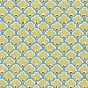 F1291/02 SENSU Citron Clarke & Clarke Fabric