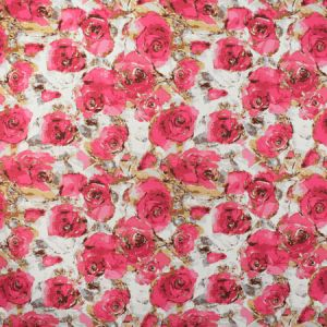 F2334 Coral Greenhouse Fabric
