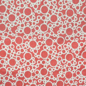 F2338 Coral Greenhouse Fabric