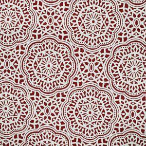F2651 Crimson Greenhouse Fabric