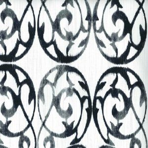 FENSTER Charcoal Norbar Fabric
