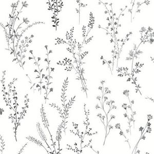 FH4026 Wildflower Sprigs York Wallpaper