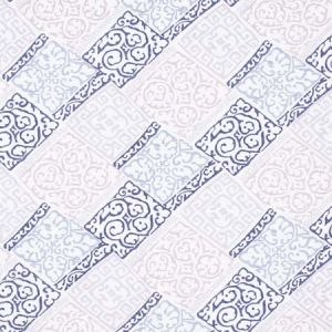 FIT TOGETHER Ocean Carole Fabric