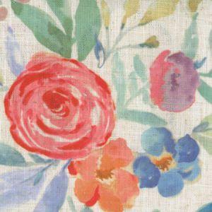 FOUR GABLES Coral Carole Fabric