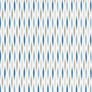 GW 0001 27208 CASCADE EMBROIDERY Bluestone Scalamandre Fabric
