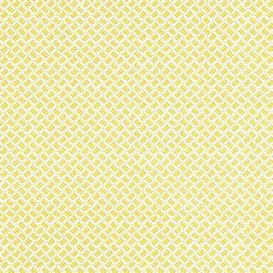 GW 000316618 DASH & DOT PRINT Pollen Scalamandre Fabric