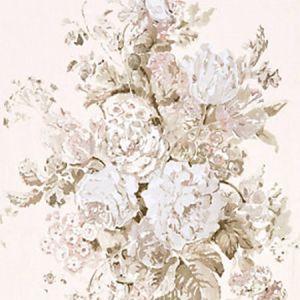 GW 000316621 SYBILLA BOUQUET Rose Quartz Scalamandre Fabric
