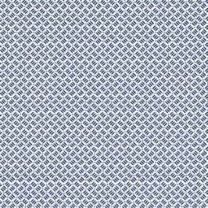 GW 000616618 DASH & DOT PRINT Marine Scalamandre Fabric