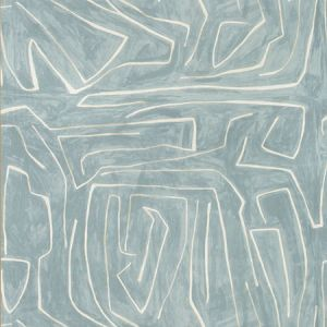 GWF-3530-15 GRAFFITO Deep Sky Groundworks Fabric