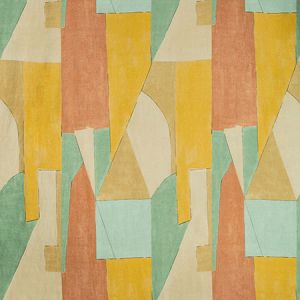 GWF-3752-134 DISTRICT Tawny Groundworks Fabric