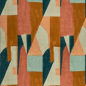 GWF-3752-357 DISTRICT Apricot Groundworks Fabric