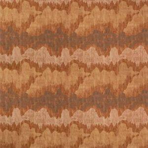 GWF-3755-124 CASCADIA Saffron Groundworks Fabric