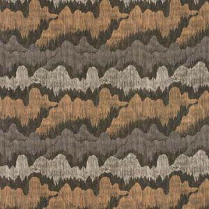 GWF-3755-811 CASCADIA Noir Groundworks Fabric