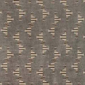 GWF-3758-216 ARCADE Smoke Groundworks Fabric