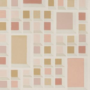 GWP-3700-117 RARITY PAPER Blush Ivory Groundworks Wallpaper