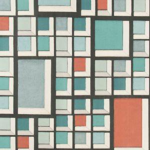 GWP-3700-893 RARITY PAPER Jade Noir Groundworks Wallpaper